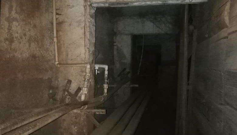 Вонь в подвале
