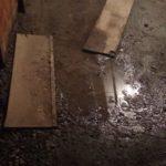 Вонь и влага в подвале
